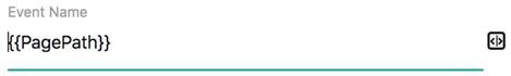 matomo标签管理器-选择变量